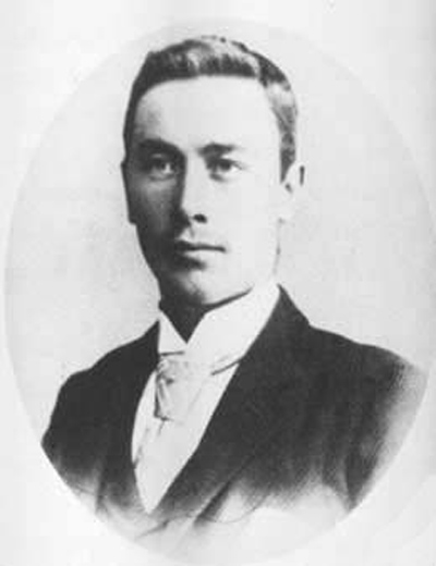 A Young Curtis 1890